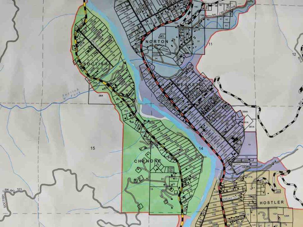 Soctish-Chenone District