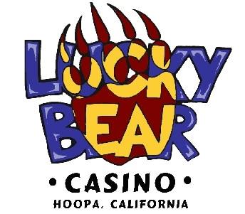 Lucky Bear Logo